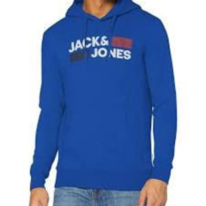 Blauwe Jack & Jones sweater kids