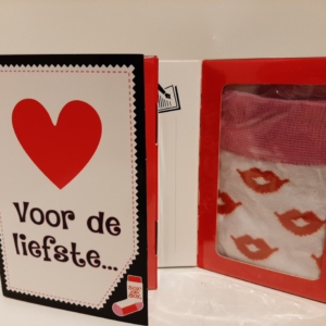 Love sox lips- one size fits all - Primera